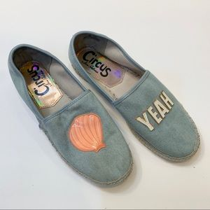 Circus by Sam Edelman Shoes - Leni Shell Yeah Espadrille